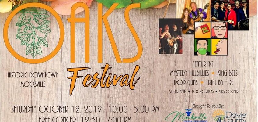 Mystery Hillbillies at the Oaks Festival in Mocksville