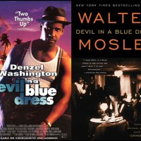 Double Feature: DEVIL IN A BLUE DRESS