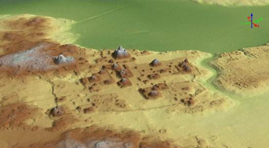 Crédito: Proyecto Arqueológico Cuenca Mirador.