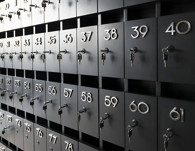 Did they give you the same locker number again?