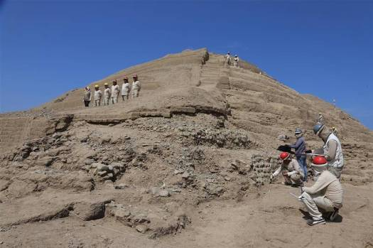 Huaca Toledo. Foto: Ministerio de Cultura de Perú.