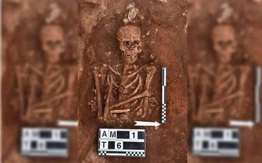 ¿Cómo llegaron estos vikingos a ser sepultados en Sicilia?