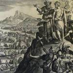 Tablilla de 3.000 años sugiere que un rey bíblico fue una figura histórica real