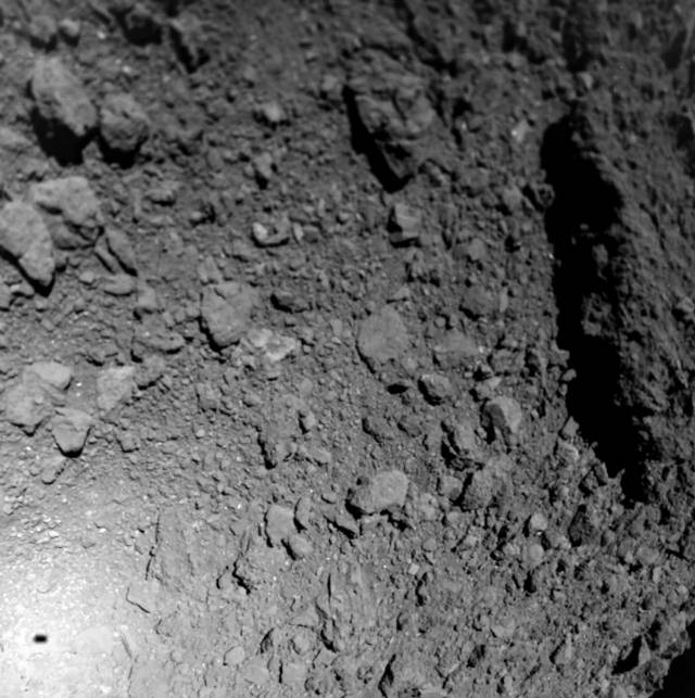 Closest Photo Of An Asteroid