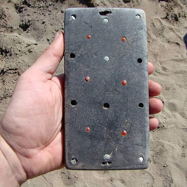 2100 years old phone
