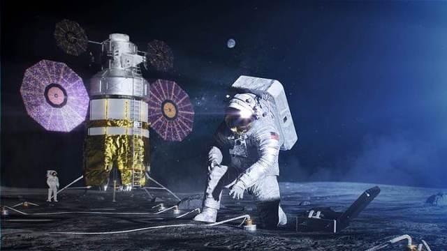 NASA new spacesuits