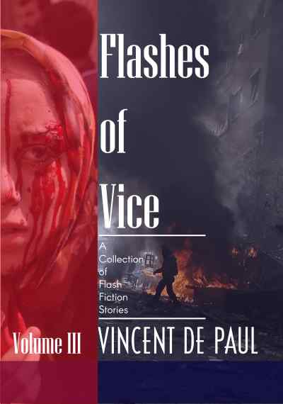 Flashes of Vice: Vol III - Paperback Image