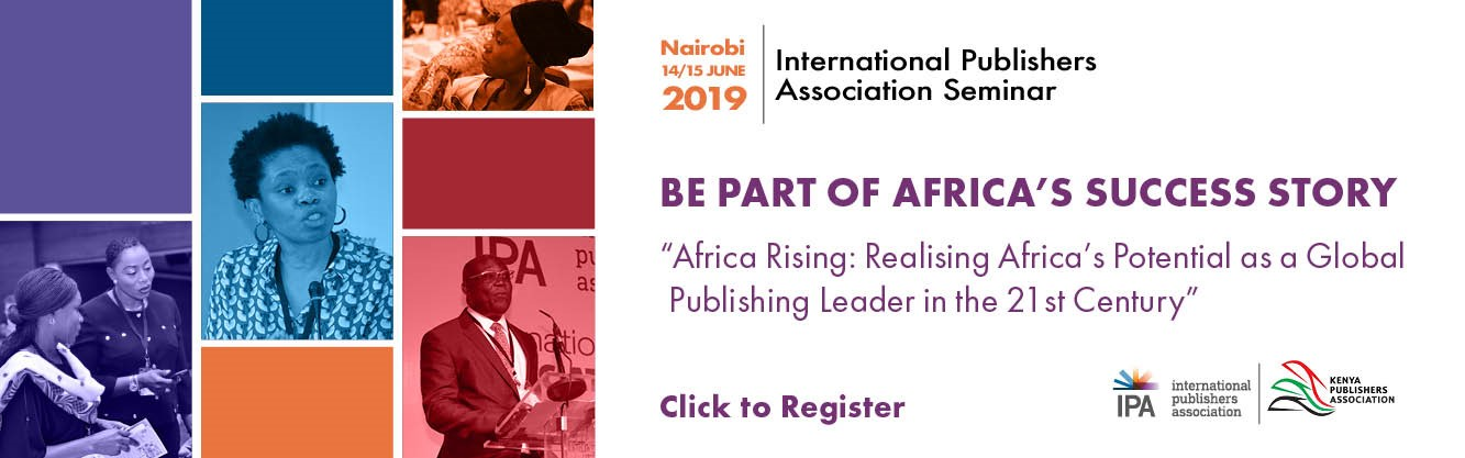 An Opportunity to Meet Publishers From All Over the World in Nairobi, Kenya