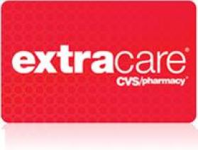 extracare card, cvs, get free groceries from cvs, get free makeup at cvs