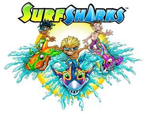 Surf Sharks Mural 2 Promo