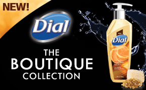 dial boutique collection