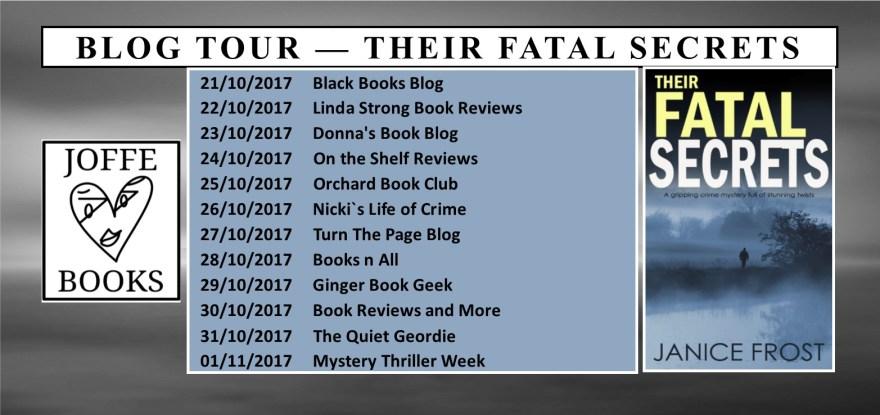 Fatal Secrets Blog tour