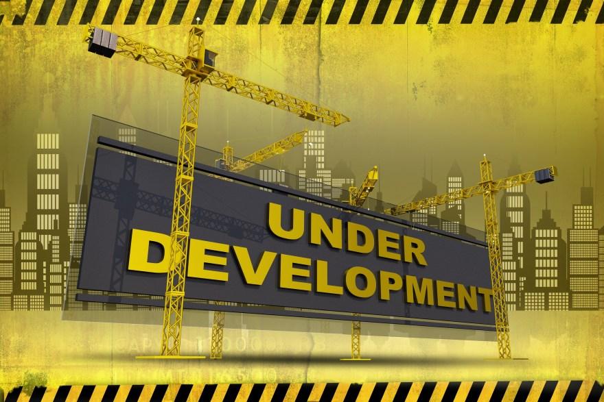 Under Development Concept