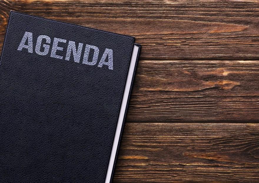 Agenda image 2