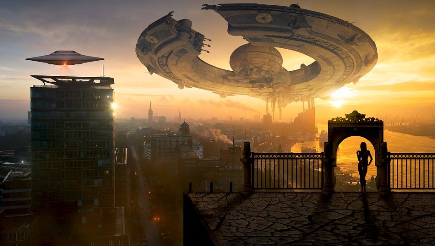 science fiction image Matthew mather