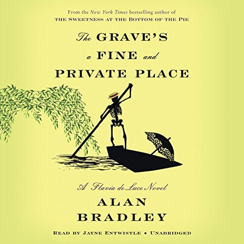 The Graves a fine and private place Audiobook image
