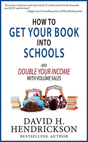How to get your book into schools image
