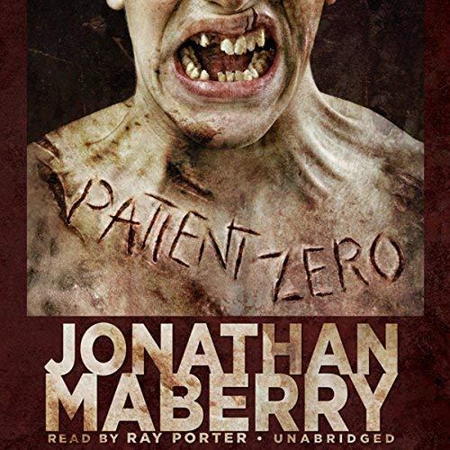 Patient Zero audiobook image joe ledger