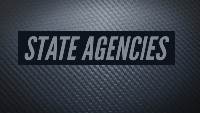 State Agencies image black background