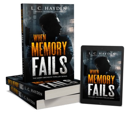 When Memory Fails book display image