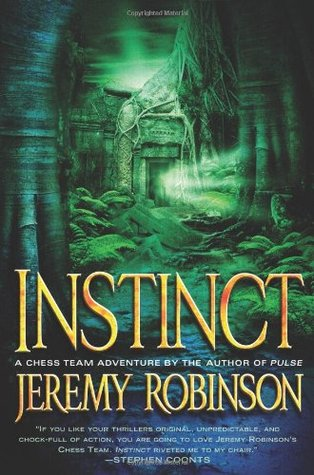 Instinct Chess Team Adventure book 2