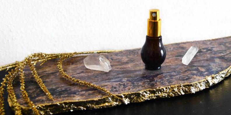 Goddess Diana Perfume DIY