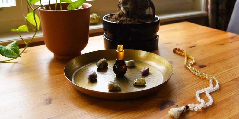 Goddess Sheela-na-Gigs Perfume DIY