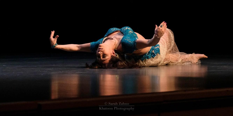 Ashley Sarikaya belly dancer