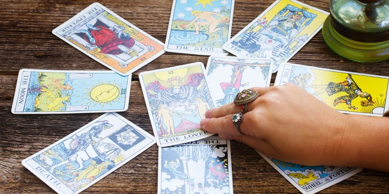 Is It Intuition — Or Magic? Understanding The Secret Language Of Tarot