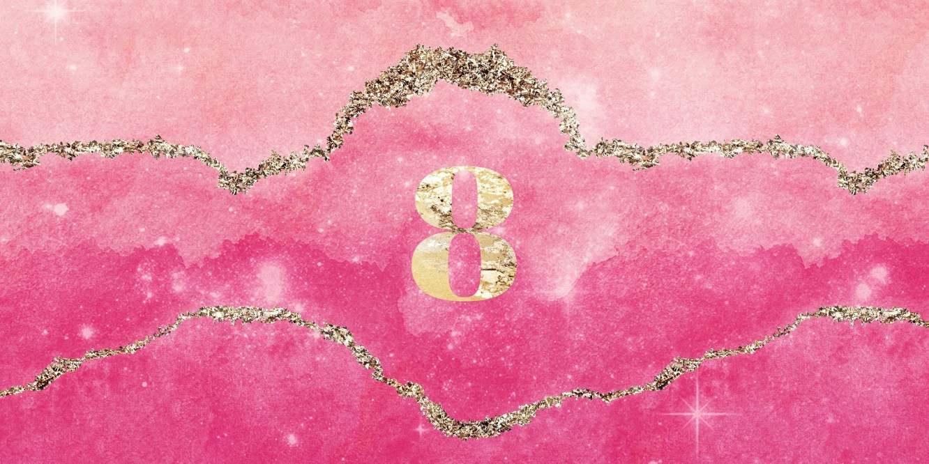 numerology number 8