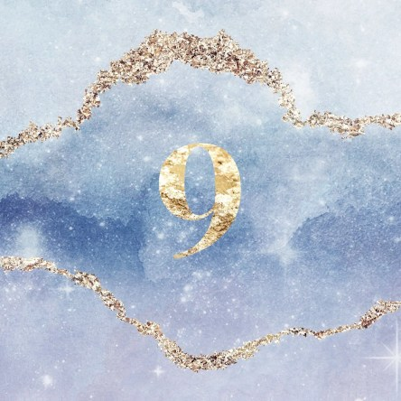 number 9, numerology