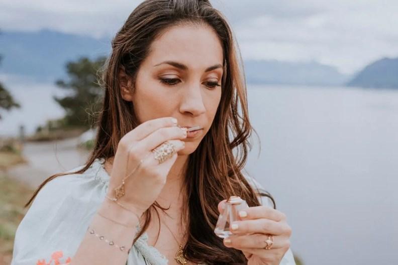 Goddess Perfume DIY