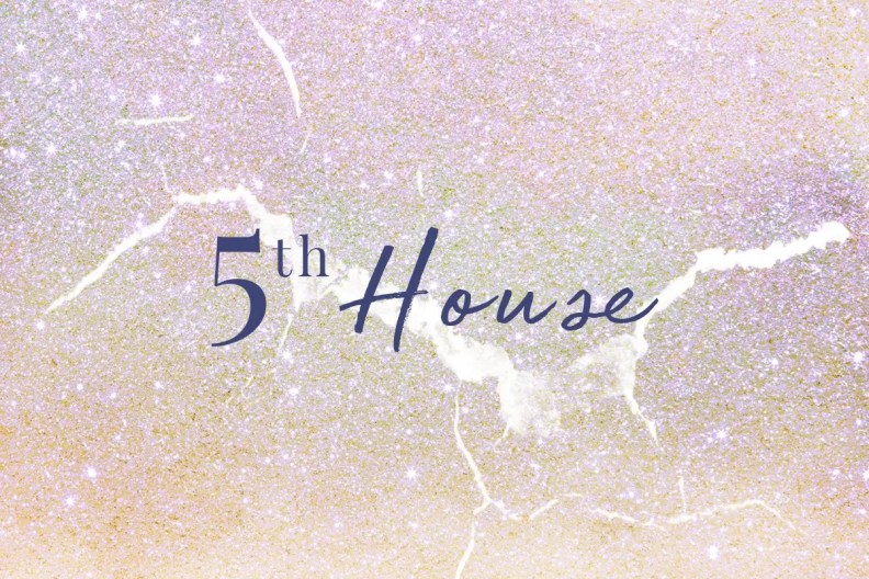 Pluto in the fifth house in astrology