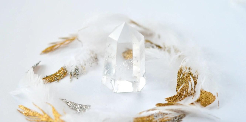 clear quartz properties