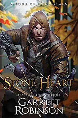 "Book Review: ""Stone Heart"" by Garrett Robinson"