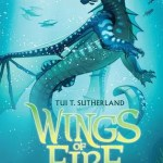 "Cover of ""Wings of Fire: The Lost Heir"" by Tui T. Sutherland."