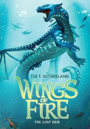 "Book Review: ""Wings Of Fire: The Lost Heir"" by Tui T. Sutherland"