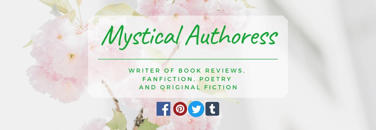 Wordpress Mystical Authoress Banner
