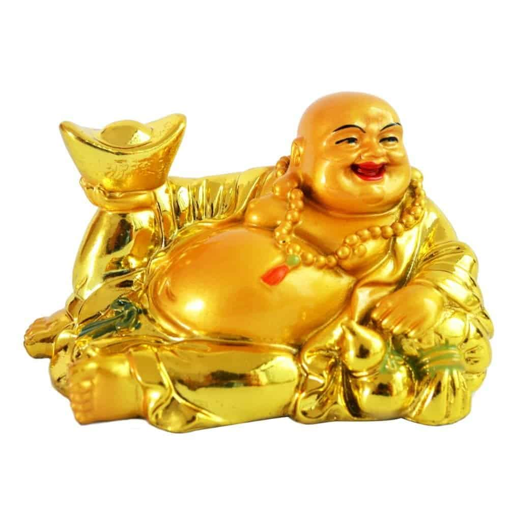 Feng Shui Happy Laughing Buddha Statue