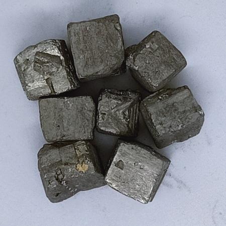 Tumbled Pyrite