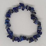 crystal chip bracelet Sodalite