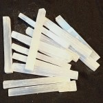 crystal Selenite Rods large