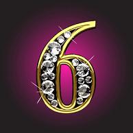 Image result for Image of Number 6
