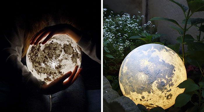 lamps for living room best ceiling fan large india these moon and planet will make your look out ...