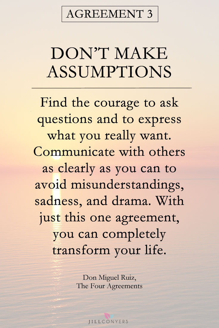 Don Miguel Ruiz The Third Agreement Mystic Heart Song
