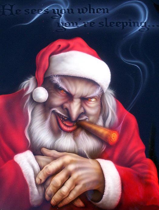Image result for santa claus thief