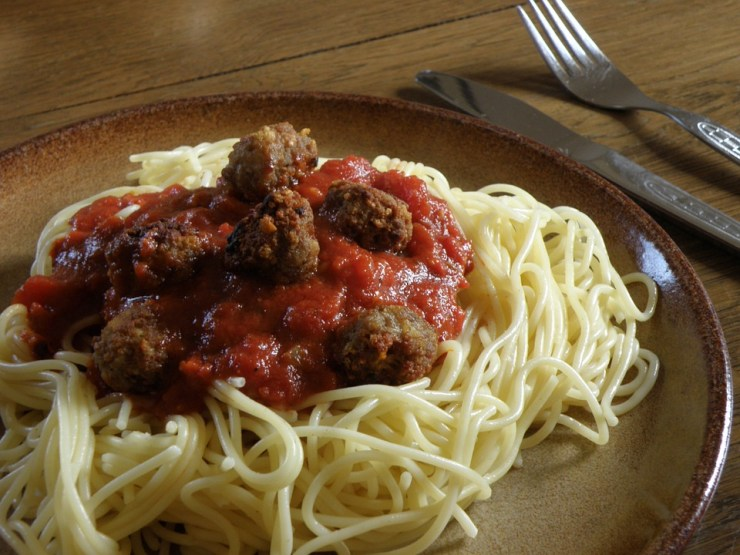 Most Healthy, Creative and Tasty Food for kids- spaghetti