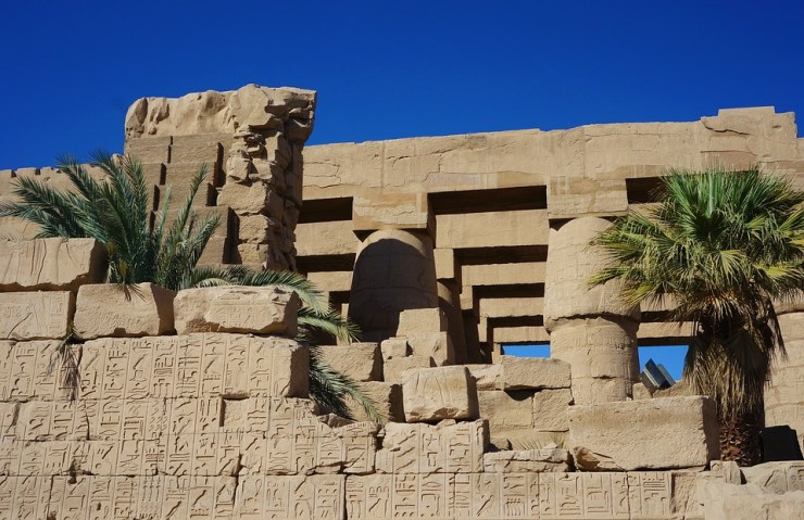 Must Visit Places in Egypt, and the Meaning of the Pyramid Structure-Karnak
