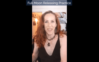Full Moon Lunar Eclipse in Sagittarius Releasing Practice