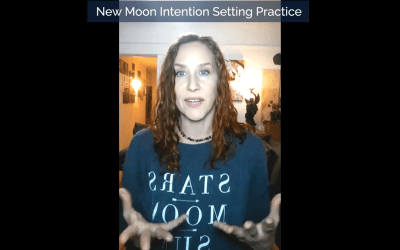 New Moon in Scorpio Guided Intention Setting